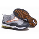 Nike Air Max Shake Evolve Reborn Gray/Silver/Orange - Dennis Rodman Shoes
