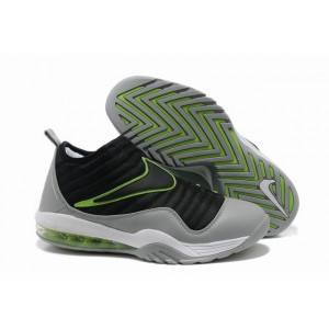 Nike Air Max Shake Evolve Reborn Gray/Black/Green - Dennis Rodman Shoes