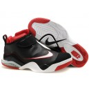Nike Zoom Flight Club Black/Red/White - Tony Parker Shoes