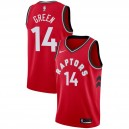 Raptors de Toronto Danny Green ^ 14 Icon Red Jersey