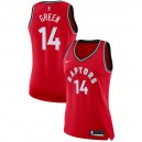 Raptors de Toronto Femmes Danny Green ^ 14 Icon Red Jersey