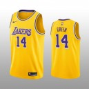 Los Angeles Lakers Danny Green jaune Swingman Icon édition Maillot